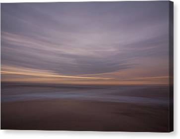 The Beach Canvas Print by Peter Tellone