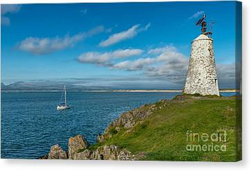 The Beacon  Canvas Print by Adrian Evans