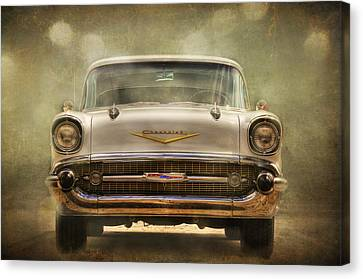 The Beast  Canvas Print by Mario Celzner