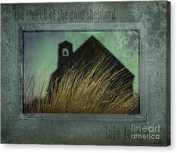 The Bell Canvas Print