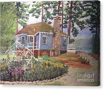 The Big Camp Canvas Print