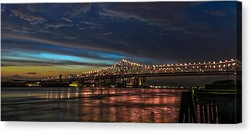 The Big Easy Canvas Print by David Morefield