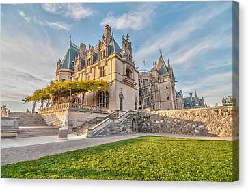The Biltmore Canvas Print by Donnie Smith