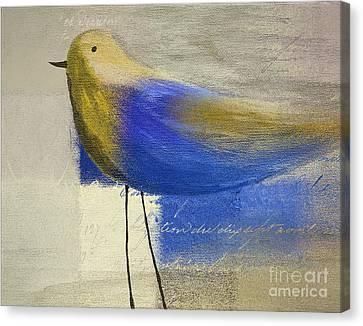 The Bird - J100124164-c21 Canvas Print