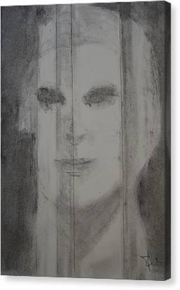The Blind Man Canvas Print by Daniele Fedi