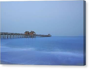 The Blue Hour Canvas Print