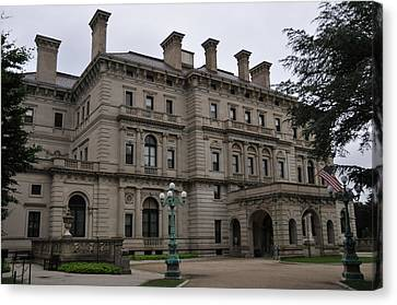The Breakers  --  Newport Rhode Island  Canvas Print