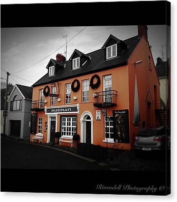The Bulman Kinsale Canvas Print by Maeve O Connell