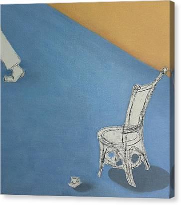 The Call Canvas Print