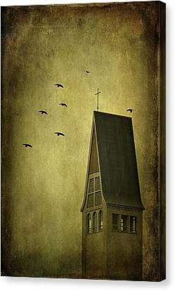 The Calling Canvas Print by Evelina Kremsdorf