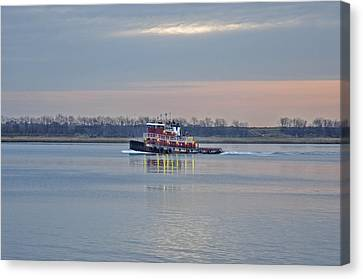 The Cape May Canvas Print by Donnie Smith