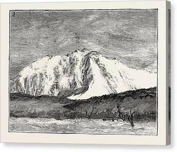 The Capture And Release Of Colonel Synge Mount Olympus Canvas Print by Greek School