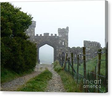 The Castle Gate Canvas Print