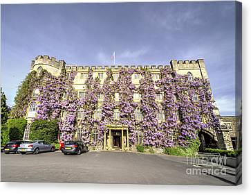The Castle Hotel  Canvas Print by Rob Hawkins