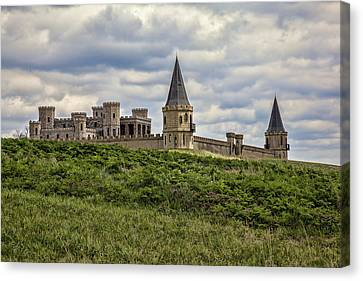The Castle - Versailles Ky Canvas Print