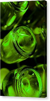 The Cellar Canvas Print by Gina Dsgn