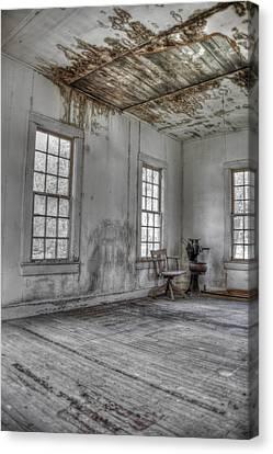 The Chair - Redux Canvas Print