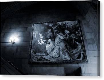 The Church Renaissance Art Canvas Print