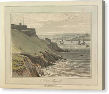 The Citadel Canvas Print by British Library