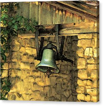 The Clearing Dinner Bell Canvas Print