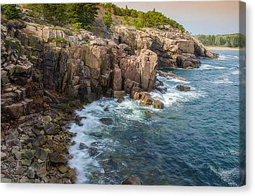 The Cliffs Canvas Print