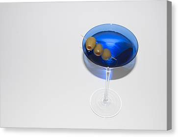 The Cocktail Hour Canvas Print by Bill Cannon