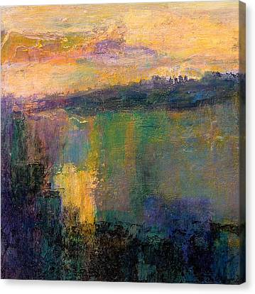 Canvas Print featuring the painting The Colors Of Hope by Jim Whalen