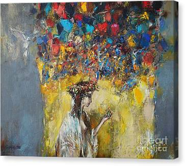 Canvas Print - The Coming Of Spring by Grigor Malinov