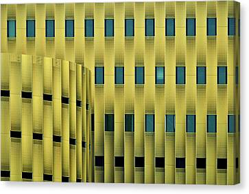 Cope Canvas Print - The Cope by Henk Van Maastricht