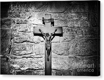 Liberation Canvas Print - The Cross by Tim Gainey