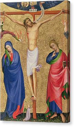 The Crucifixion Canvas Print by Dutch School