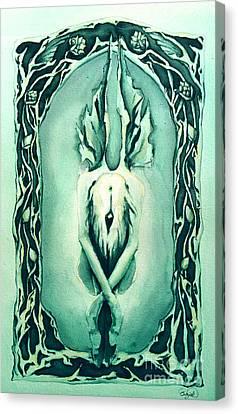 The Crysalis Canvas Print by Cari Buziak