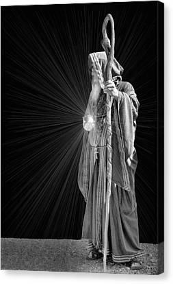 The Crystal Canvas Print by Kristin Elmquist