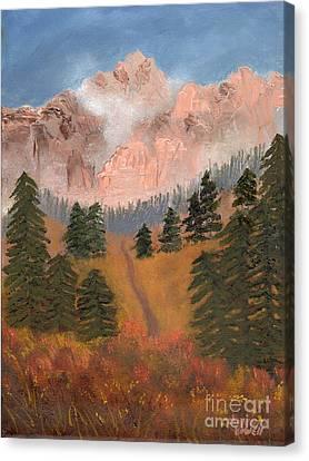 The Dakotas Canvas Print