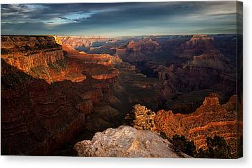 The Dawn Of A New Day Canvas Print by Rick Furmanek