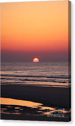 The Dawn Of A New Day Canvas Print