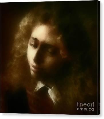 The Daydream Canvas Print by RC deWinter