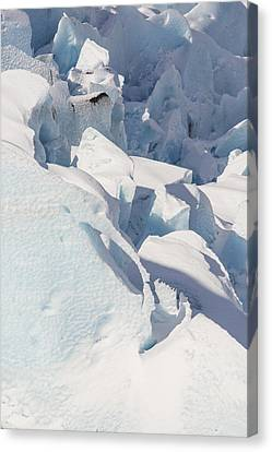 The Delicate Ice Arch Canvas Print
