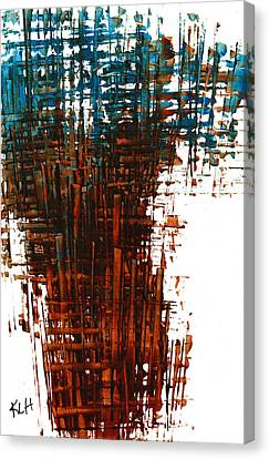 The Divine In Us 265.111011 Canvas Print by Kris Haas