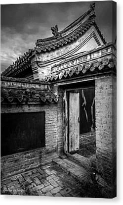 The Doorway  Canvas Print by Andrew Matwijec