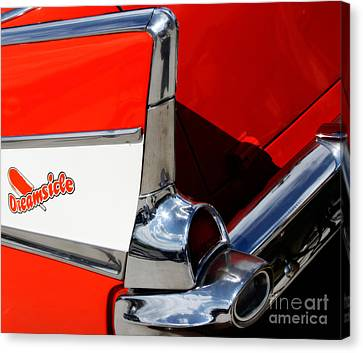 The Dreamsicle 1957 Canvas Print by Steven Digman