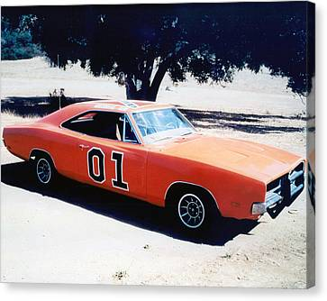 The Dukes Of Hazzard  Canvas Print