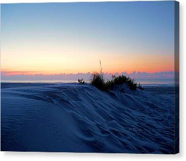 The Dunes Canvas Print by JC Findley