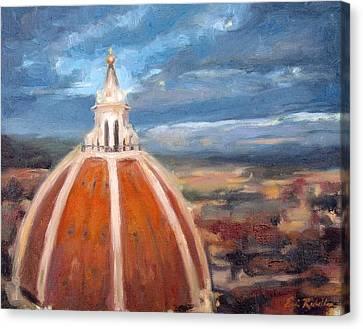 The Duomo Canvas Print