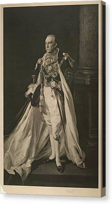 British Politicians Canvas Print - The Earl Of Minto by British Library