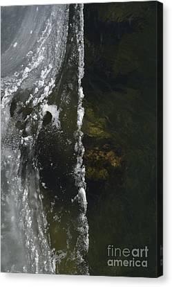The Edge Canvas Print by Randy Bodkins
