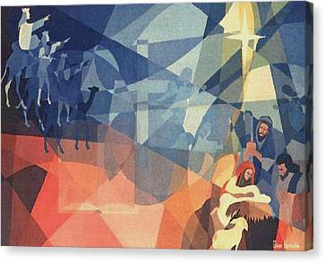 The Event 1965 Canvas Print