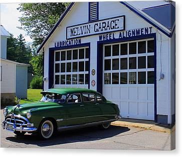 The Fabulous Hudson Hornet Canvas Print