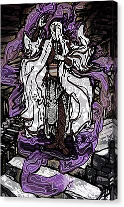 The Farseer Canvas Print