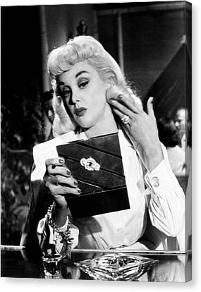 The Female Animal, Jan Sterling, 1958 Canvas Print by Everett